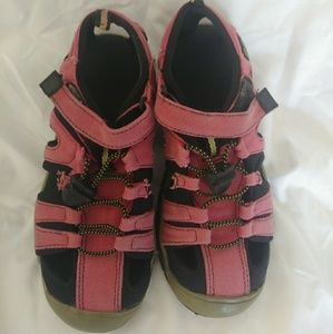 Other - Pink Sandals / Water Shoes.  Size 3